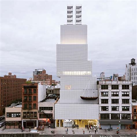 new museum of contemporary projects gensler