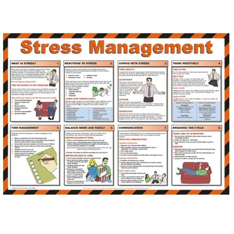 Stress Management Brochures 8 Best Images Of Printable Stress Brochures Stress Management