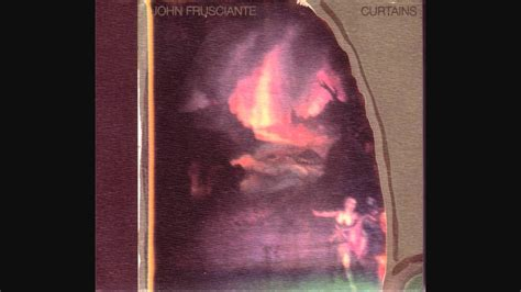 frusciante curtains 2005 album