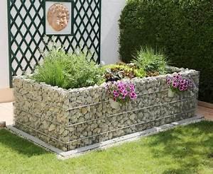 Hochbeet Mit Steinen : hochbeet bauen und bepflanzen so geht 39 s living at home ~ Whattoseeinmadrid.com Haus und Dekorationen