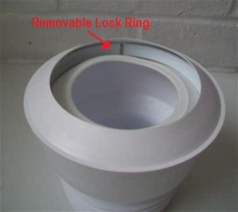 mcalpine 3 1 2 quot toilet pan connector plumbers mate ltd