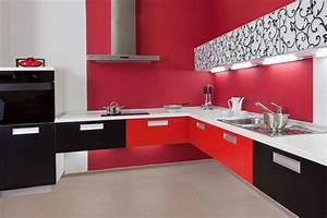 Küche Farbe Wand : zweifarbige w nde ideen zum streichen tapezieren gestalten ~ Markanthonyermac.com Haus und Dekorationen