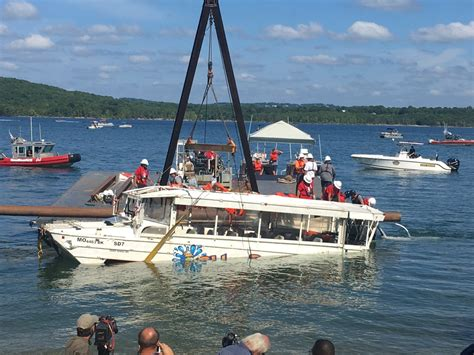 Duck Hunting Boat Death by 100 Million Lawsuit Filed Against Branson Duck Boat