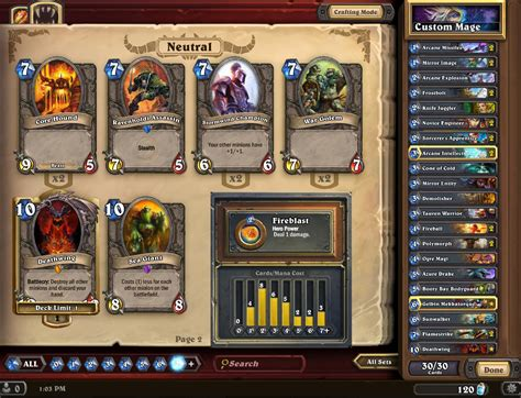 secret mage deck hearthstone reddit