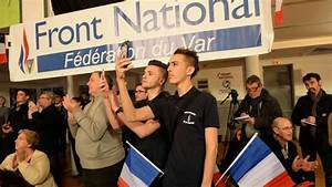 France right wing edges out National Front in initial ...