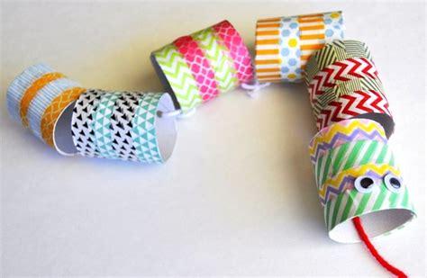 diy web avec des rouleaux de papier toilette cr 233 amalice