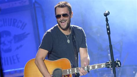 Watch Eric Church Preview The Outsiders Tour