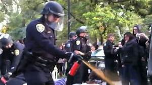 UC-Davis Students Pepper-Sprayed for Peacful Protest ...