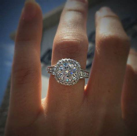 Meet The Most Popular Engagement Ring On Pinterest. Miabella Wedding Rings. 2.4 Carat Engagement Rings. Two Ring Wedding Rings. Palm Rings. Snowflake Engagement Rings. Henna Rings. Engraving Initial Wedding Rings. Meghan Markle Engagement Rings