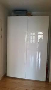 Ikea Möbel Weiß : ikea pax schrank wei mit schiebet ren in m nchen ikea m bel kaufen und verkaufen ber ~ Markanthonyermac.com Haus und Dekorationen