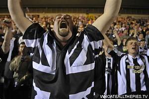 Photos: Plymouth 0-2 Newcastle – Argyle Relegated, Toon ...