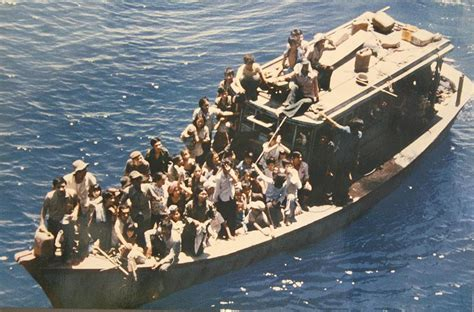 People On A Boat by The Federalist The Coming Fall Of Afghanistan
