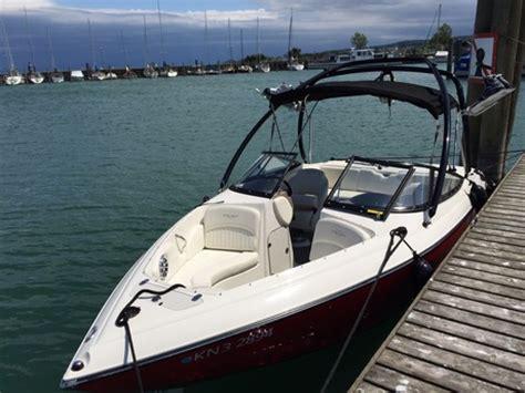 Motorboot Bodensee by Motorboot Stingray Wakeboard Mieten Deutschland