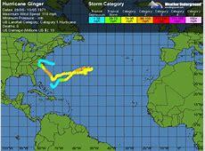 Hurricane Ginger Weather Underground