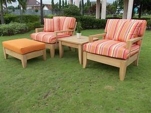 Lounge Sofa Outdoor : outdoor garden wood patio sofa lounge chair set buy garden line module 46 ~ Markanthonyermac.com Haus und Dekorationen