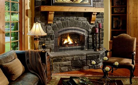 How To Decorate The Zone Around The Fireplace