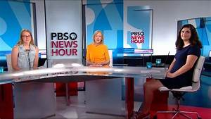 Judy Woodruff and Wisconsin PBS NewsHour Student Reporting ...