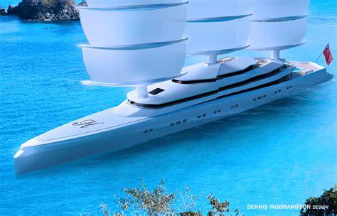 Mega Catamaran Sailing Yachts by The World Of Yachts Boats