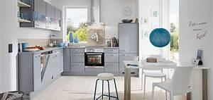 Graue Möbel Welche Wandfarbe : moderne graue k chen vielseitig und elegant m bel kraft ~ Markanthonyermac.com Haus und Dekorationen