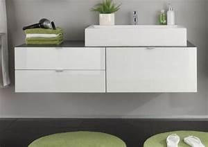 Aufsatzwaschbecken Mit Schrank : aufsatzwaschbecken mit unterschrank vergleichen und simple montage ~ Markanthonyermac.com Haus und Dekorationen