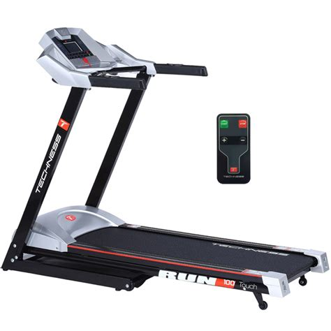 techness run 100 touch 2015 tapis de course tool fitness