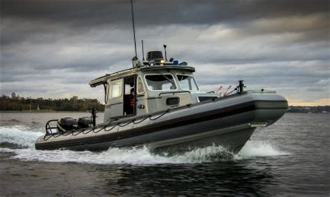 Inflatable Boats Rough Water by Police Enforcement Boats Rosborough Boats