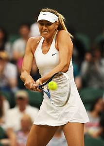 Maria Sharapova Photos Photos - Day Six: The Championships ...