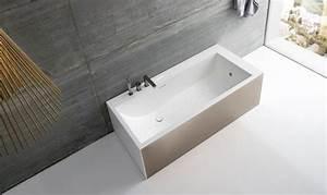 Badewanne Mit Armatur : bad design von geometrischer sthetik giano serie von rexa design ~ Markanthonyermac.com Haus und Dekorationen