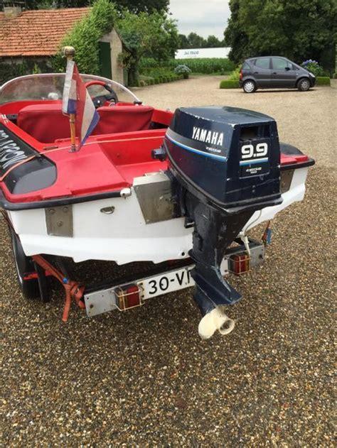 Motorboot Met Trailer Te Koop by Stoere Kotter Doggersbank 402 Met 2 Motoren Zeewaardig