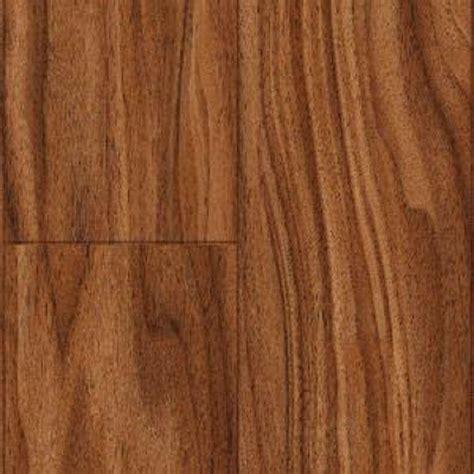 trafficmaster creek walnut laminate flooring 5 in
