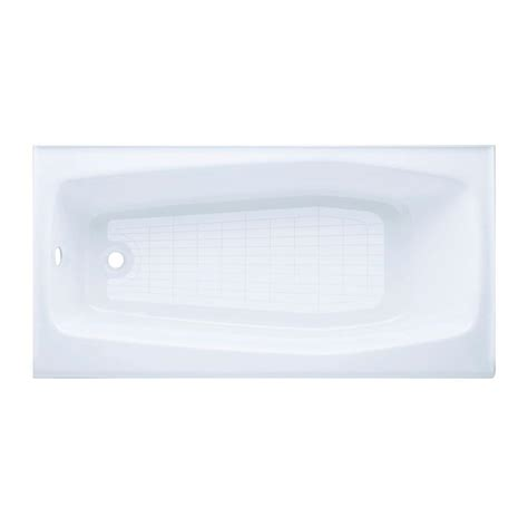 Kohler Villager Bathtub Drain by Kohler Villager 5 Ft Left Drain Integral Farmhouse