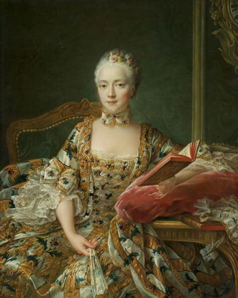 1759 marquise d aigurandes by fran 231 ois hubert drouais cleveland museum of cleveland ohio