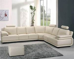 Sofas Couches : off white leather sectional sofa set 44la31 ~ Markanthonyermac.com Haus und Dekorationen