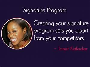 How To Create A Signature Online Program | Sandy Sidhu Media