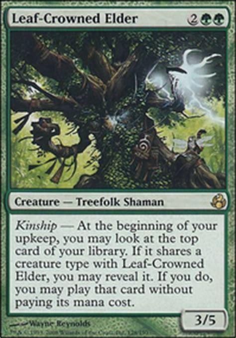 treefolk tribal assault formation go modern mtg deck