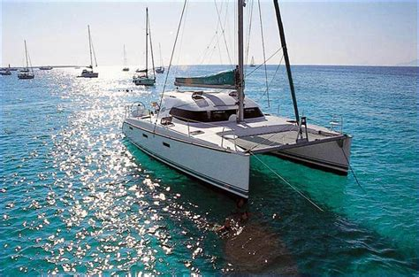 Catamaran Charter Greece Skippered by Nautitech 40 Catamaran Charter Greece Bareboat Crewed
