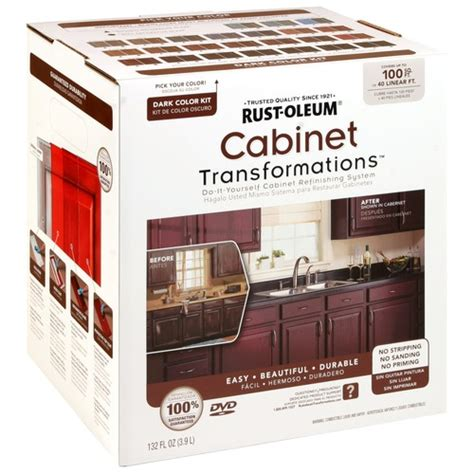 cabinet refinish kit from lowe s diy