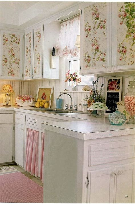 1500 Best Shabby Chic Kitchens Images On Pinterest