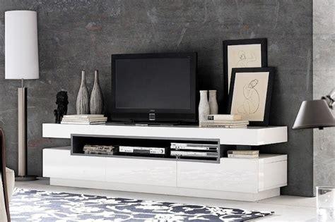 meuble tv bas laque id 233 es de d 233 coration et de mobilier pour la conception de la maison