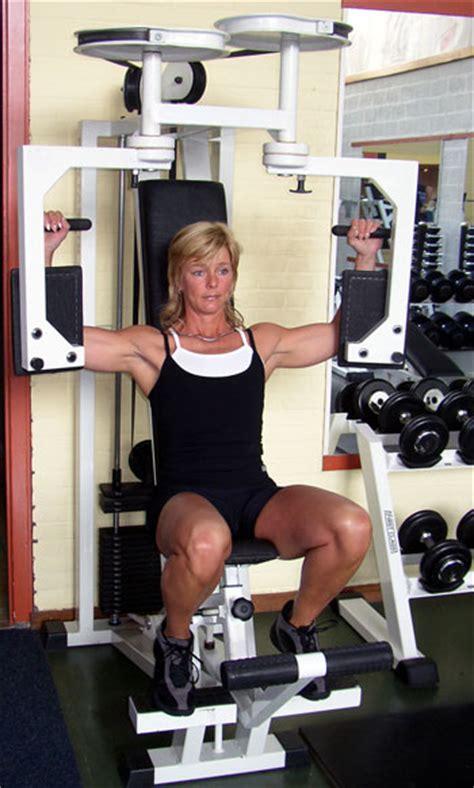 pec deck machine or bad bodybuilding forums