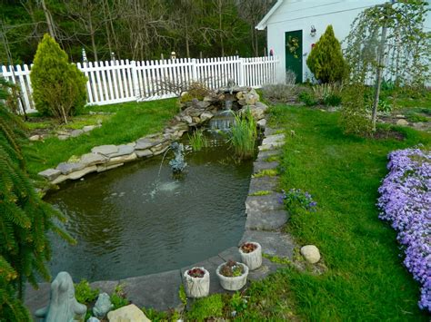 Pam's English Cottage Garden Spring Cleanup In The