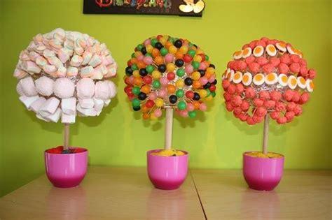 arbres 224 bonbons crafts bonbon