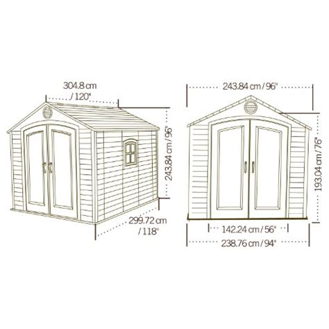 Rubbermaid Storage Shed Accessories Canada by Rubbermaid Storage Shed Shelves Garden Buildings