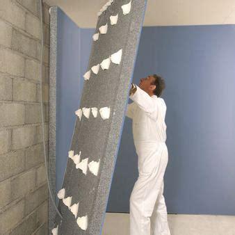 isolation des murs int 233 rieurs doublage mur guide de choix l placo