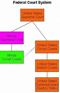 United States Court System Diagram, United, Free Engine ...