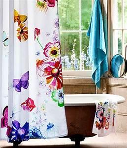 Duschvorhang Für Fenster : marimekko duschvorhang ultramodern und super funktionell ~ Markanthonyermac.com Haus und Dekorationen