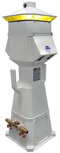Eaton Marina Power Equipment  Lighthouse Power Pedestal