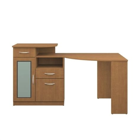 bush vantage corner computer desk in light dragonwood hm66315a 03