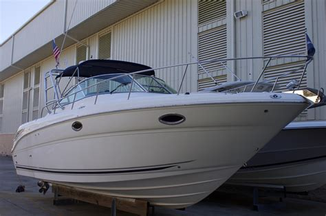 Sea Ray Boats For Sale Destin Florida by 2005 Used Sea Ray Amberjack Saltwater Fishing Boat For