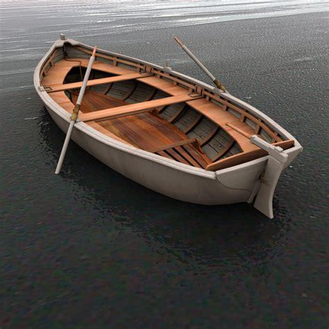 Quad Row Boat by 3d Row Boat